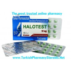 Balkan Pharma Halotest