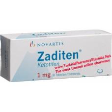 Novartis Zaditen Tablets